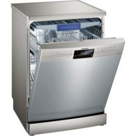 Siemens iQ300  14 Place Freestanding Dishwasher - Silver